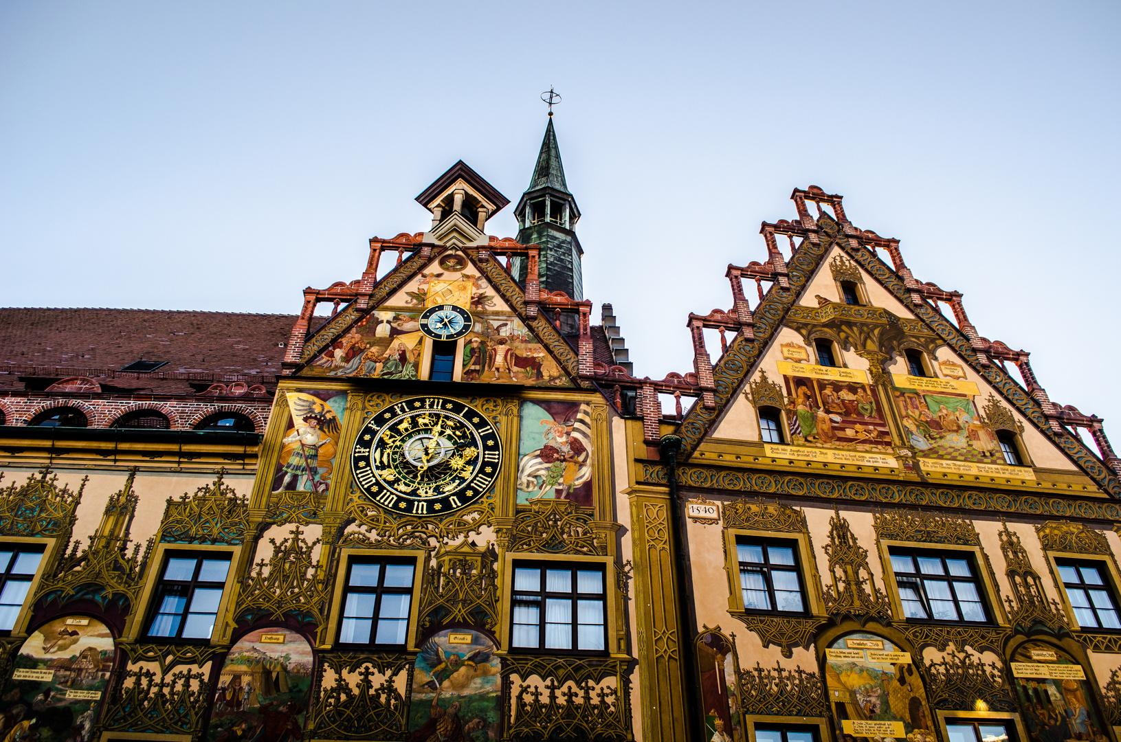 Ulmer Rathaus