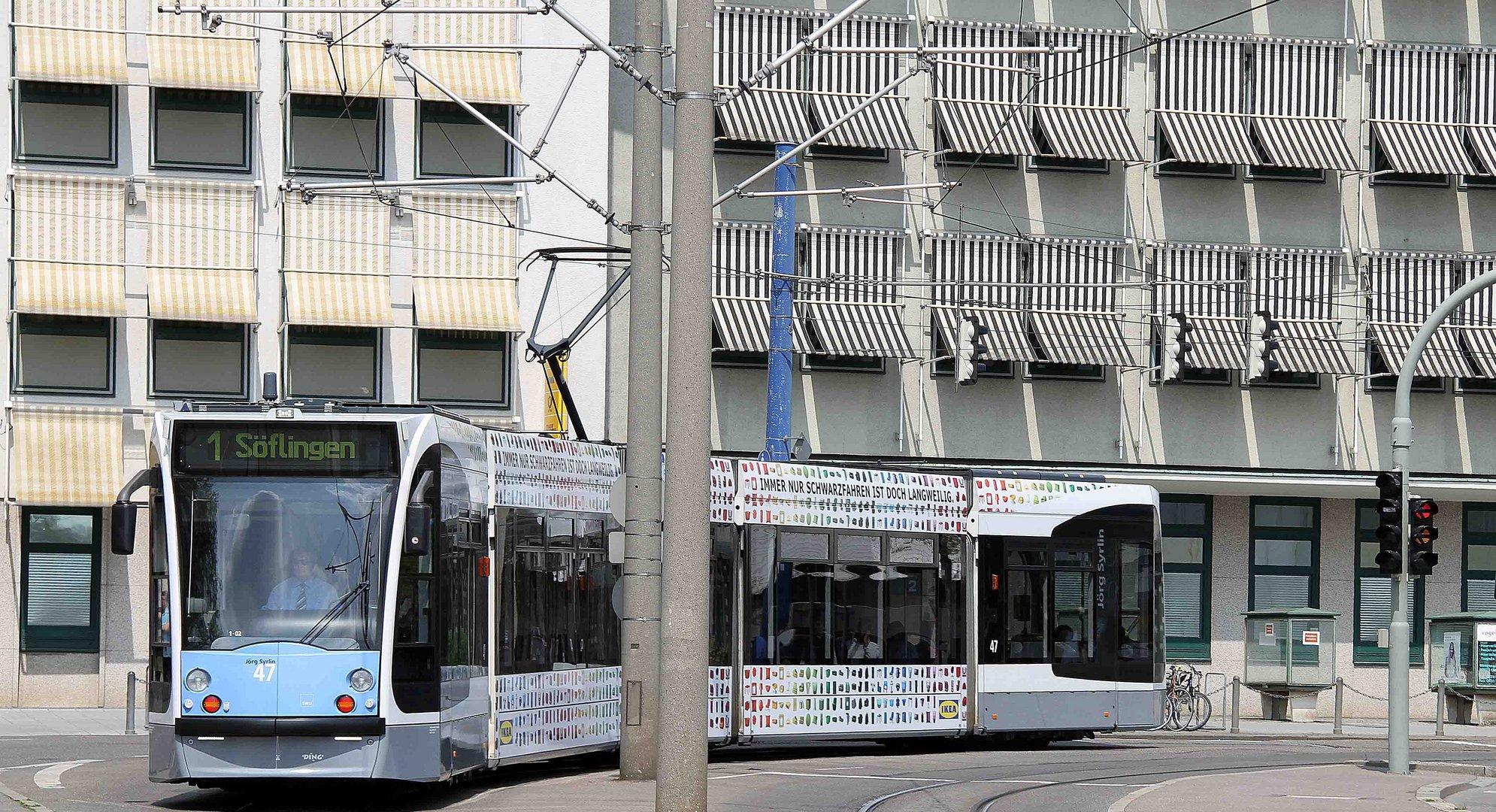 Ulmer Straßenbahn