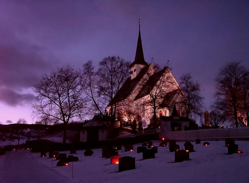 Ulnes - Kirche / Norwegen ( Reload )