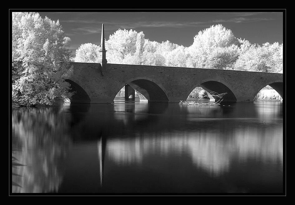 Ulrichsbrücke in S/W