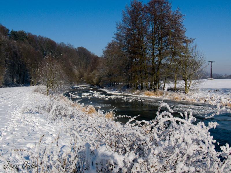 Ulster bei Geisa im Winter 2009
