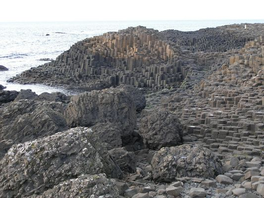 ULSTER-GIANT'S CAUSEWAY IRLAND