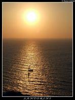 Ultimo Tramonto a Santorini