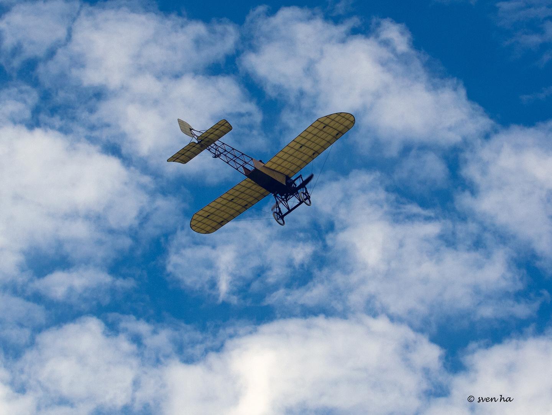 Ultraleichtflugzeug anno 1918