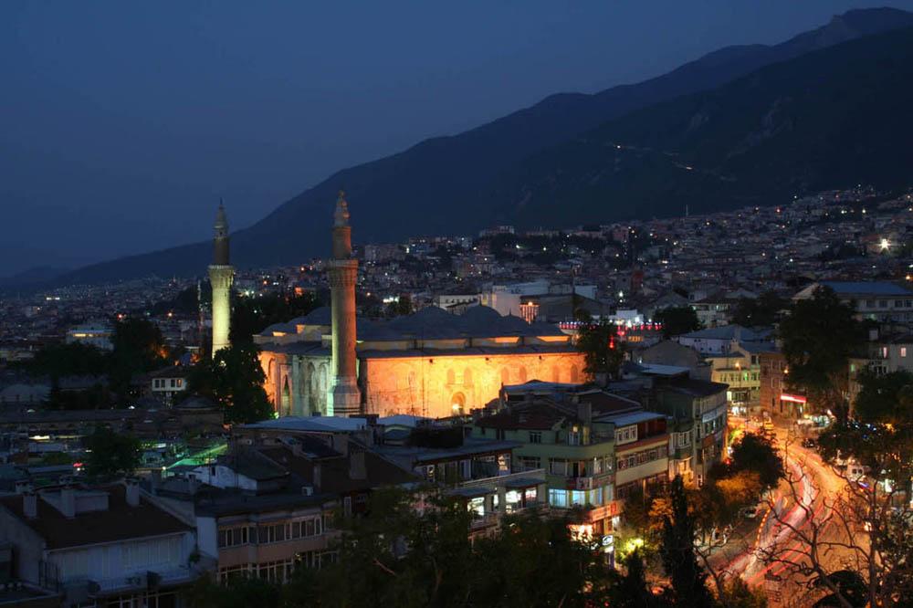 Ulu mosque Bursa