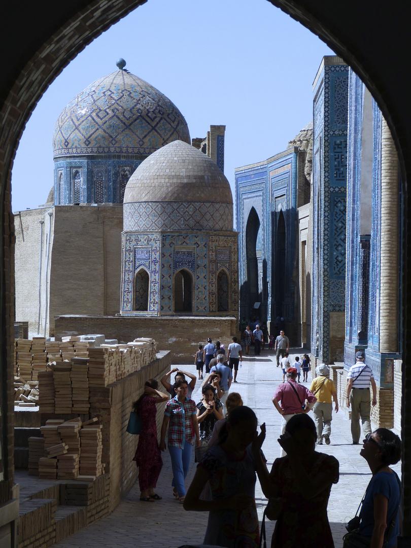 Ulug-Beg Mausoleum