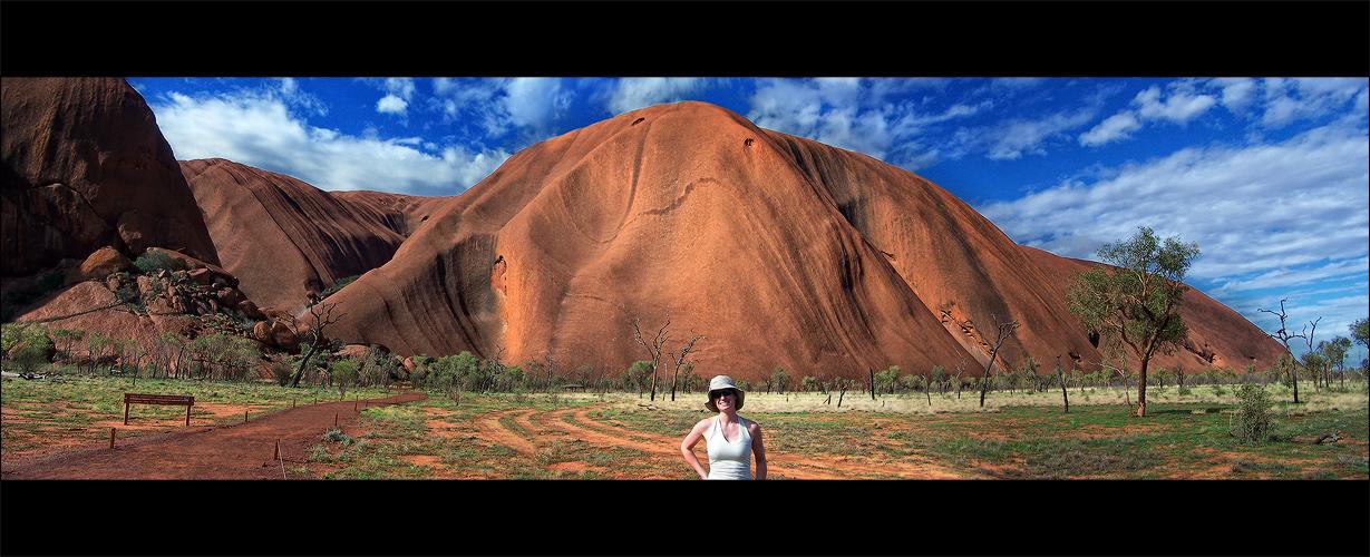 Uluru (Ayers Rock) , Outback