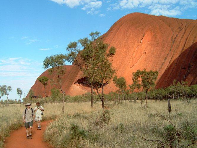 Uluru Boardwalk #2