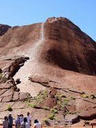 Uluru Climb closed