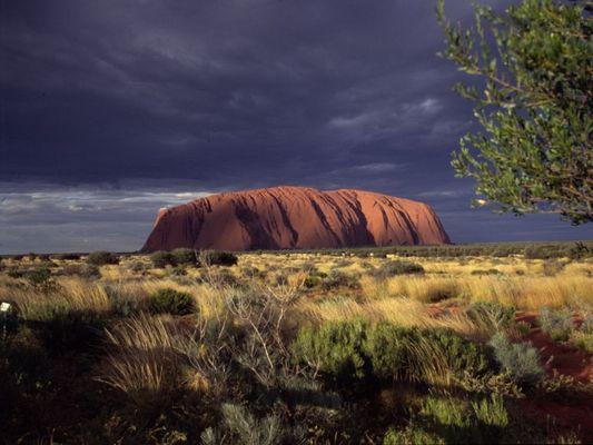 Uluru - Sunset-Viewing