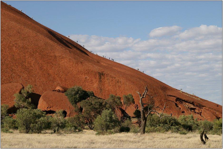 Uluru: The Climb #1