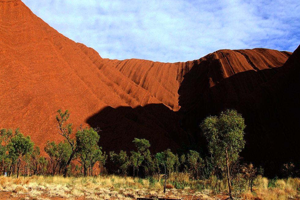 Uluru - walk about-1