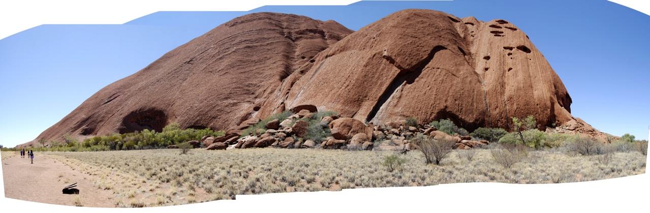 Uluru West-Spitze