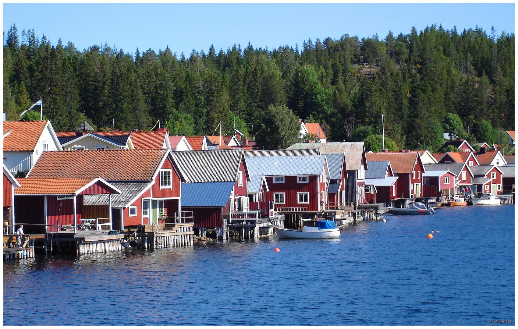 Ulvön - Heimat des Surströmming