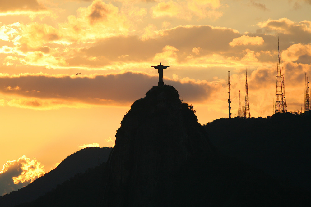 Um dia em Rio de Janerio