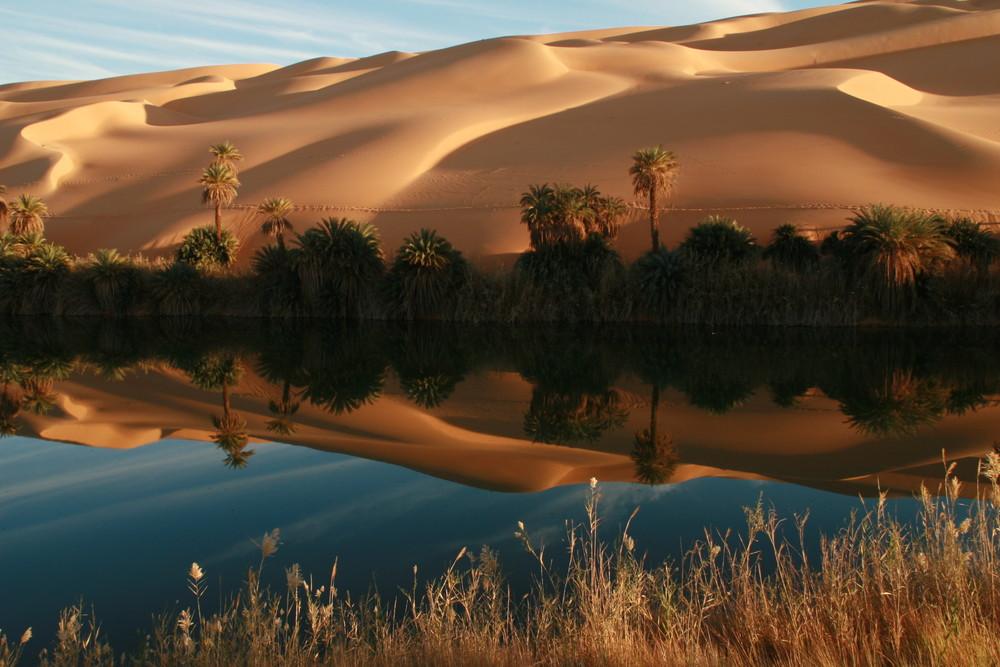 Um el Maa in Libyen
