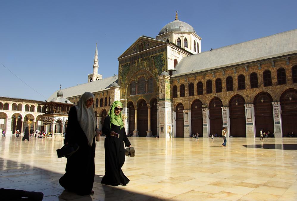 Umayyaden-Moschee, Damaskus