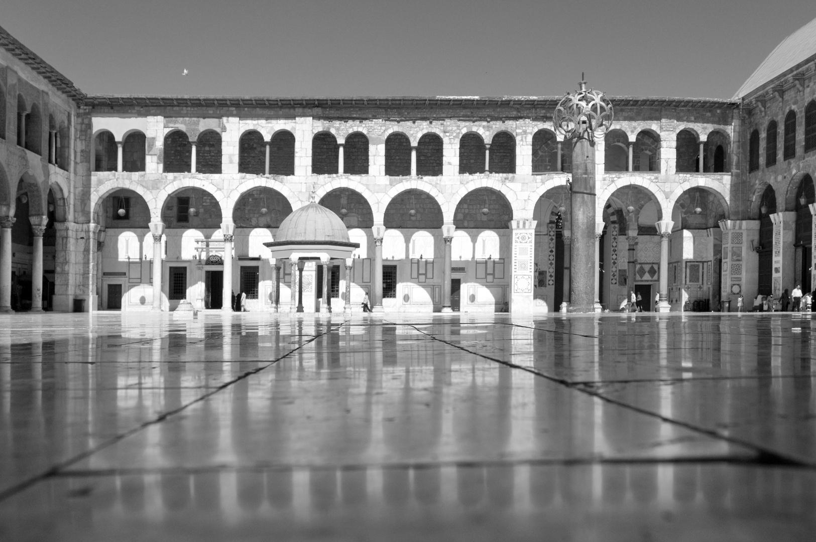 Umayyaden-Moschee in Damaskus