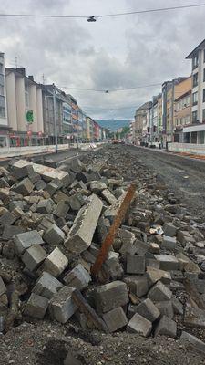 Umbau Friedrich-Ebert-Str.