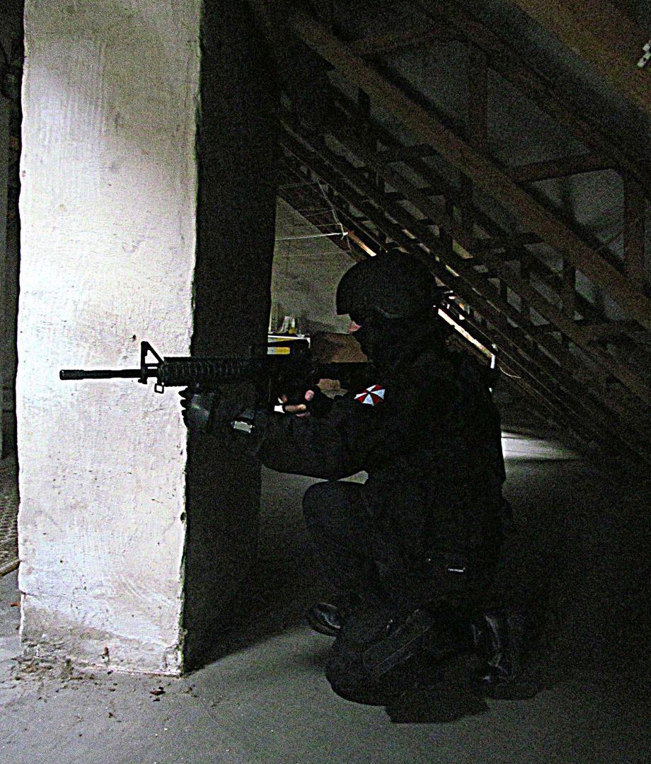 Umbrella Corpration Soldat