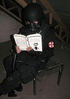 Umbrella Corpration Soldat *FUN FOTO*