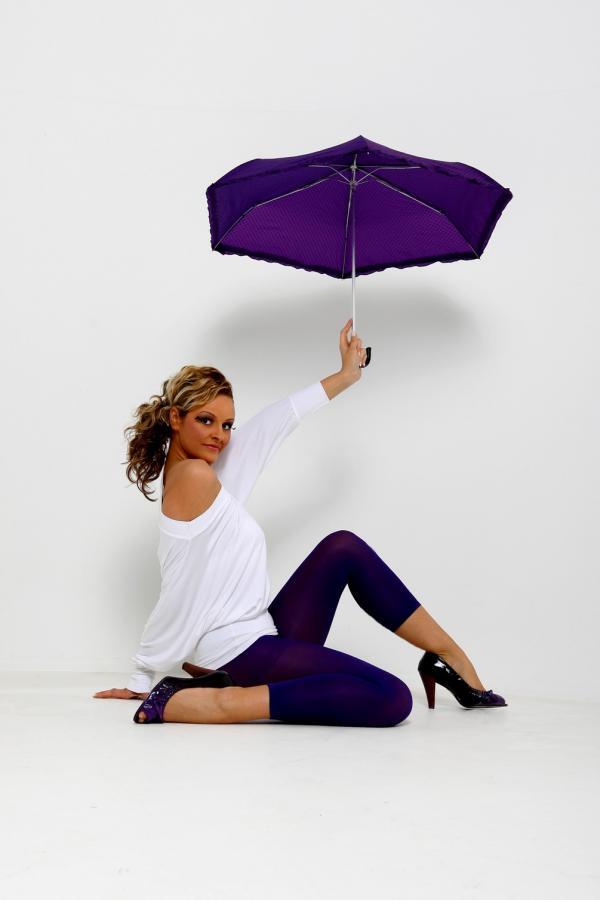 Umbrella - Lila