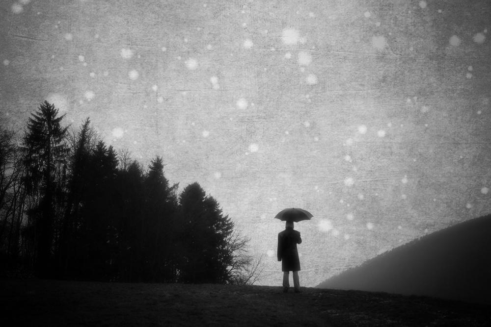 Umbrella Man 1