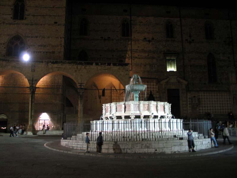 Umbrien - Perugia - Fontana