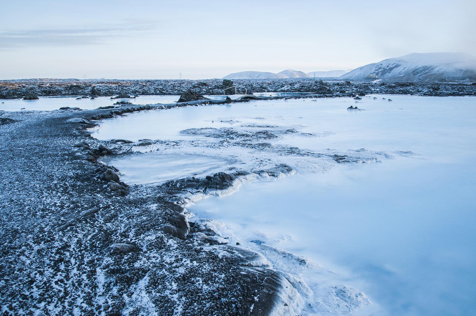 Umgebung Blaue Lagune