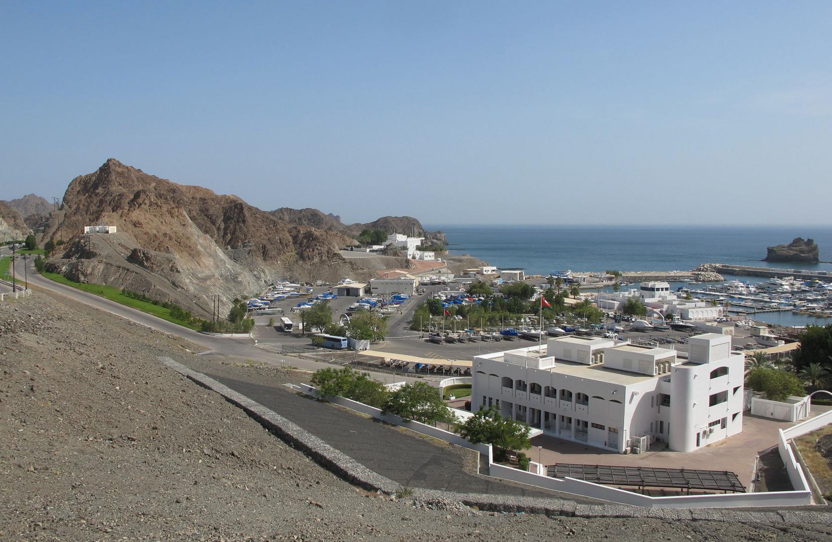 Umgebung von Muscat