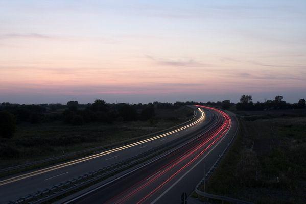 Umgehungsstraße Hansestadt Stralsund