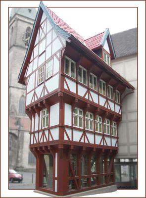 Umgestülpter Zuckerhut Hildesheim