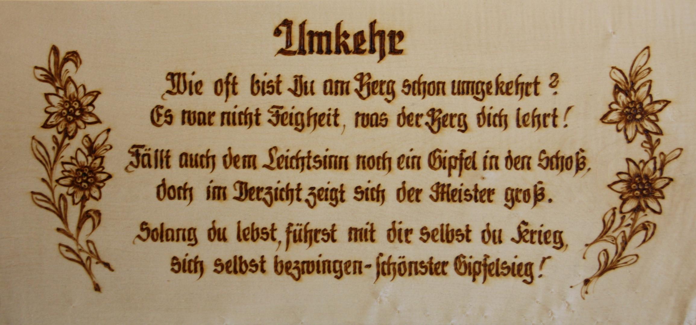 > UMKEHR
