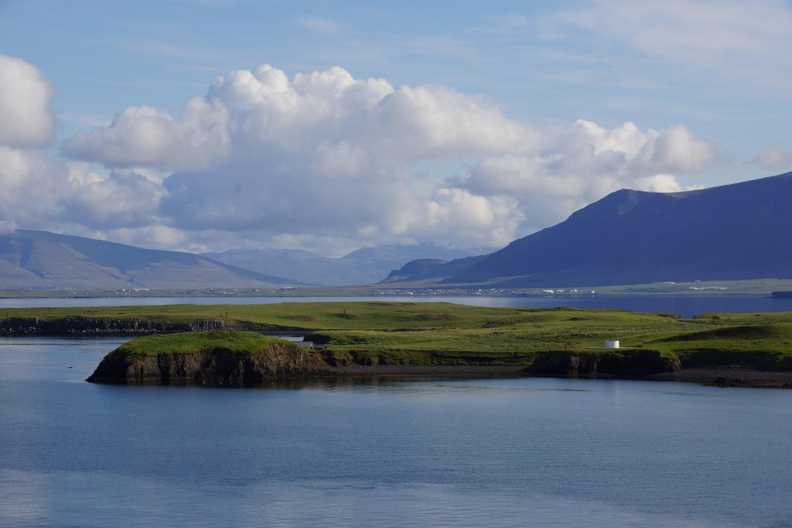 Umland um Reykjavik