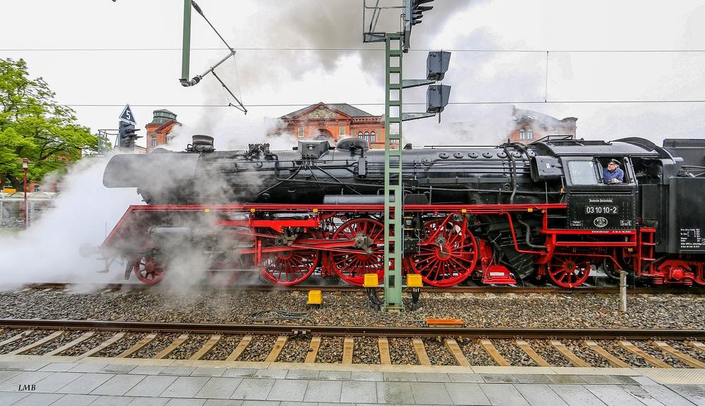 Umsetzen in Schwerin