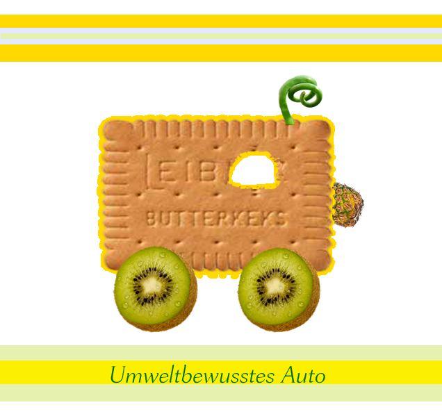 Umweltbewusstes auto