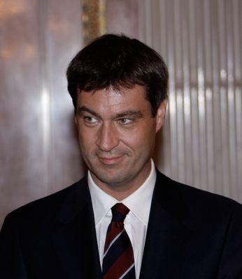 Umweltminister Söder