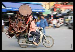 Umzug auf Vietnamesisch