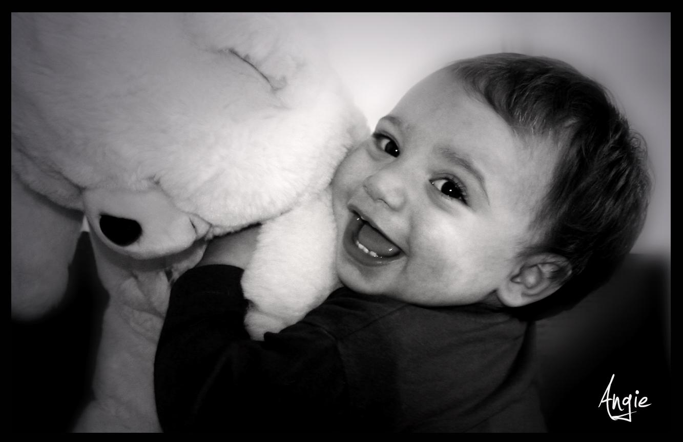 Un abrazo de oso para Goyo y fámily