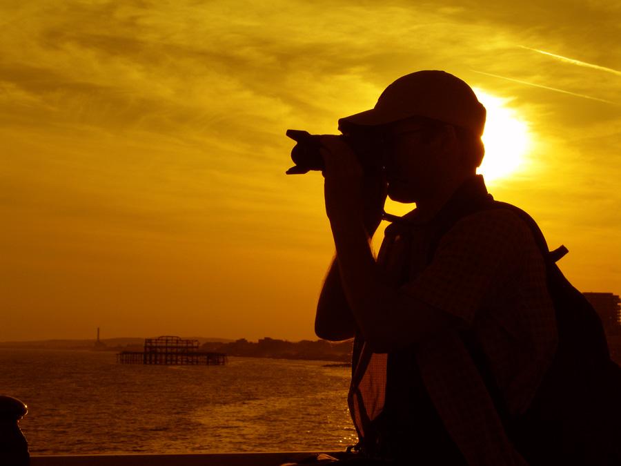 Un aficionado más en el mundo de la fotografía.
