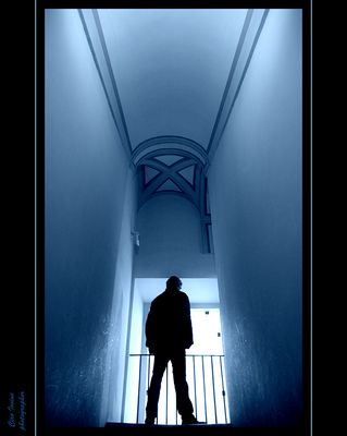 Un amico...in blu