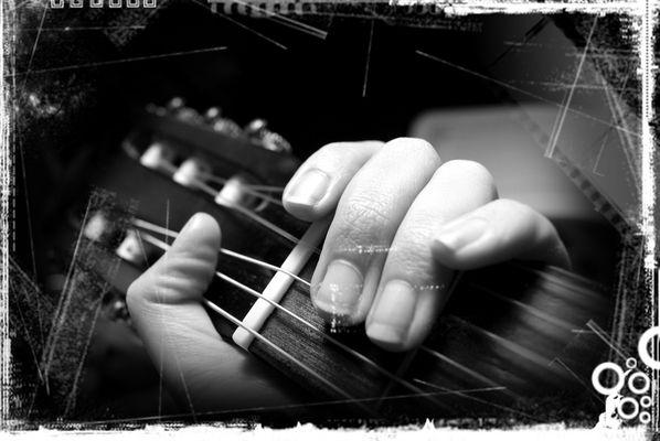 un amour de guitare