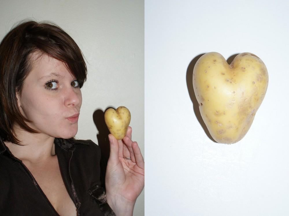 un amour de patate...