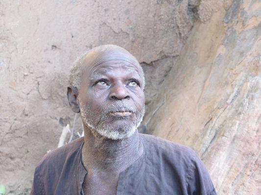 Un ancien du pays Dogon