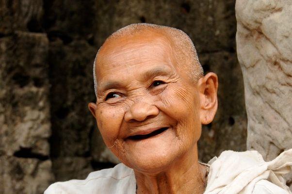 Un Ange de tendresse au Cambodge
