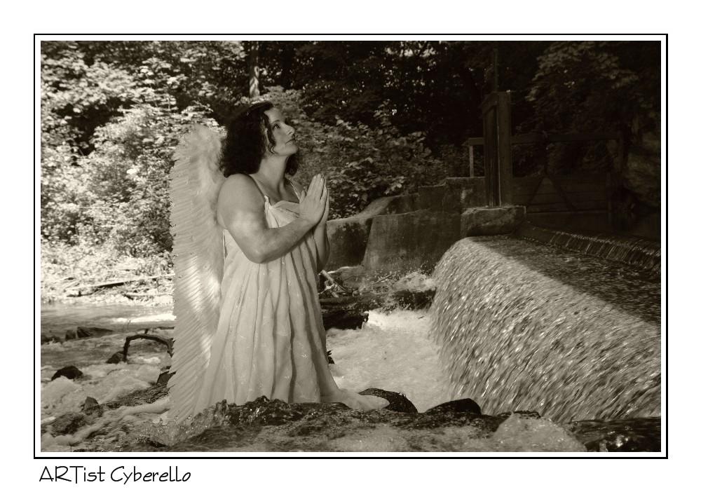un ange ... mon ange (II)