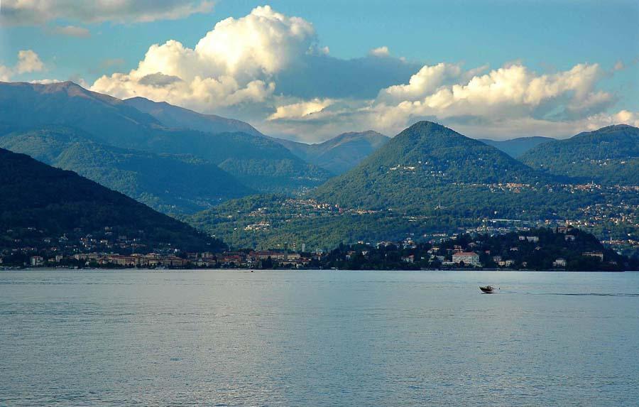 Un angolo di Lago Maggiore