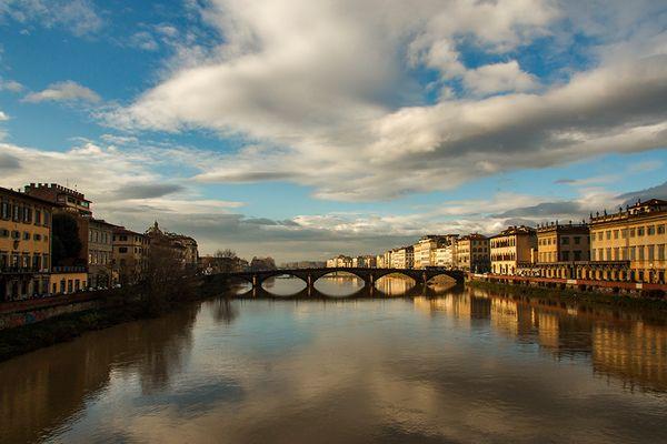 Un après-midi à Florence...