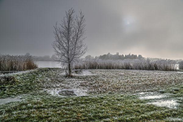 un aprés midi d'hiver