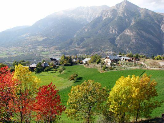 un automne sur la cote d ' Azur